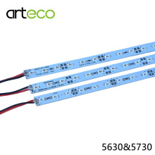 10pcs DC12V SMD 5630 LED Bar light 5730 50cm 36 leds LED Hard Rigid light 5630 white/warm white/red/green/blue/cold white