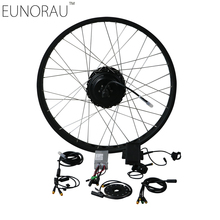 Buy Free fat electric bicycle motor 36V 500W cassette rear hub fat tire wheel motor kit Electric bike Conversion Kit for $341.05 in AliExpress store