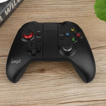 Buy IPEGA PG-9037 Wireless Bluetooth V3.0 Gamepad Remote Controller Joystick Android IOS Telescopic Stand Smartphone for $24.80 in AliExpress store