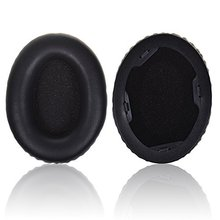 Replacement Earpad / Ear Cover / Ear Cup for Monster Beats Studio Headphone / Headset - Black Color(China)