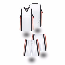 Proffesional sportswear for training / match basketball uniform custom made