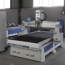1300x2500mm working size cnc router 1325 vacuum table servo motor driver machine for wood(China)