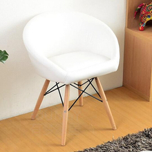 Free Shipping PU Leisure Chair(China)