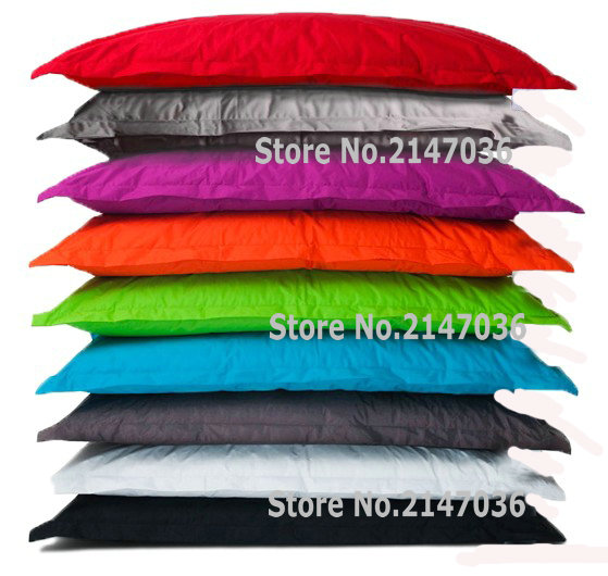 extra large bean bag 140 x 180cm , outdoor and indoor beanbag sofa cover<br>
