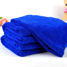 Superfine fiber Dog pet cat towel Robe towel bathrobe Quick dry water absorbing material dog hair dry towel for dogs(China)