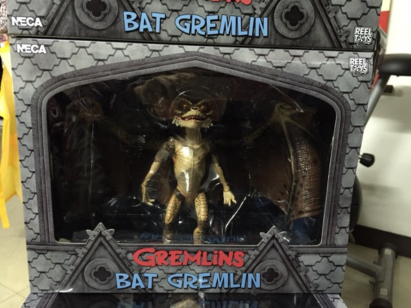 "NECA Gremlins Bat Gremlin PVC Action Figure Collectible Model Toy 7"" 18cm KT1938"