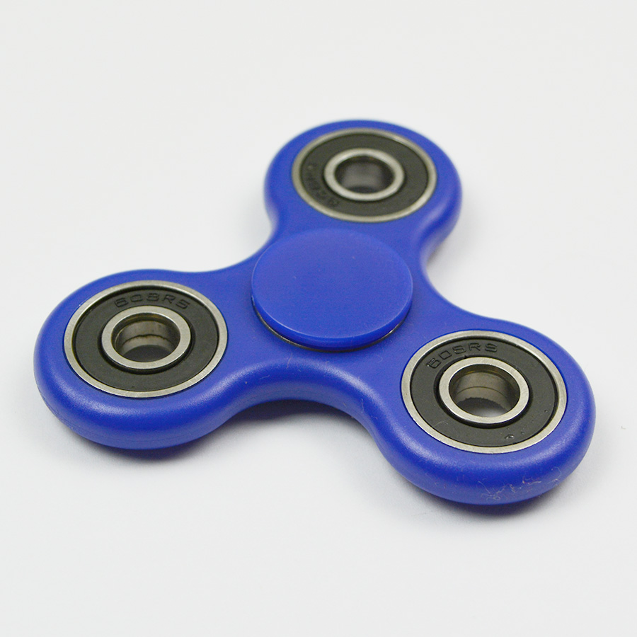 2017 New Tri-Spinner Fidgets Toy Plastic EDC Sensory Fidget Spinner For Autism and ADHD Kids/Adult Funny Anti Stress Toys