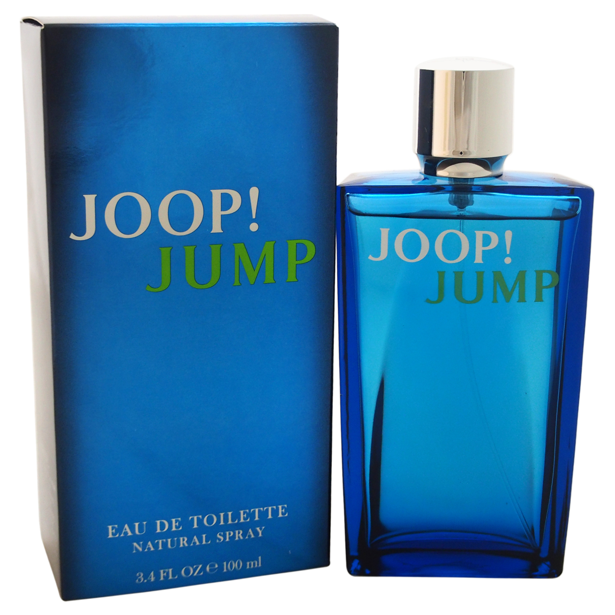 Joop! Jump by Joop! for Men - 3.4 oz EDT Spray