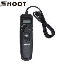 SHOOT DMW - RS1 Timer Shutter Release Wired Remote Control for Panasonic High Compatibility Automatic Timing Continuous Shooting