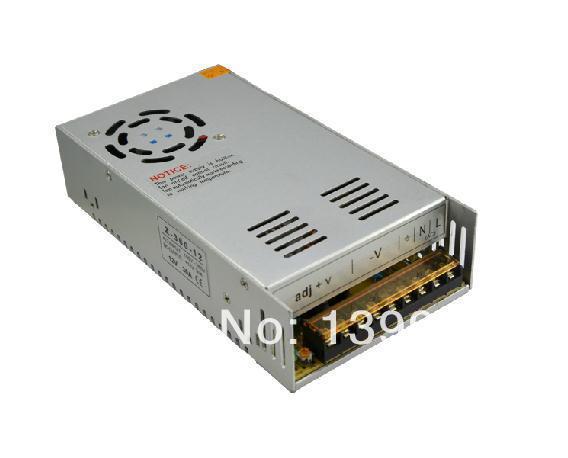 AC110V-220V to DC12V 30A 360W Switch Power Supply<br>