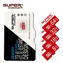 Micro SD Card 4GB 8GB 16GB 32GB 64GB Memory Card Class10 For Phone/Tablet/Camera TF Card High Speed Transflash Card