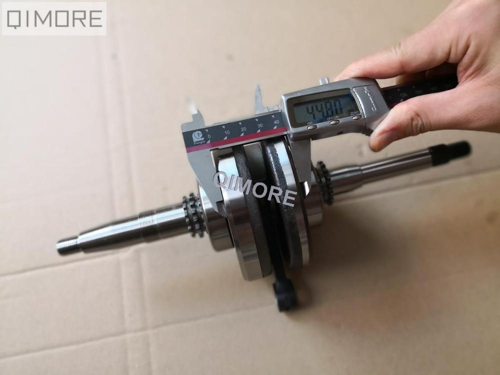 GY6 3mm stroker crankshaft 14