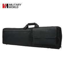 100CM Tactical Paintball Airsoft Gun Carry Bag Rifle Pouch Case Shotgun Backpack Outdoor Sport Shooting Hunting Gun Handbag(China)