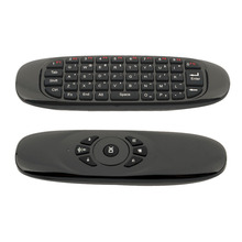 Top Quality Mini Wireless Keyboard 6 Gyroscope Air Mouse Remote Controll for PC TV Hot New Promotion(China)