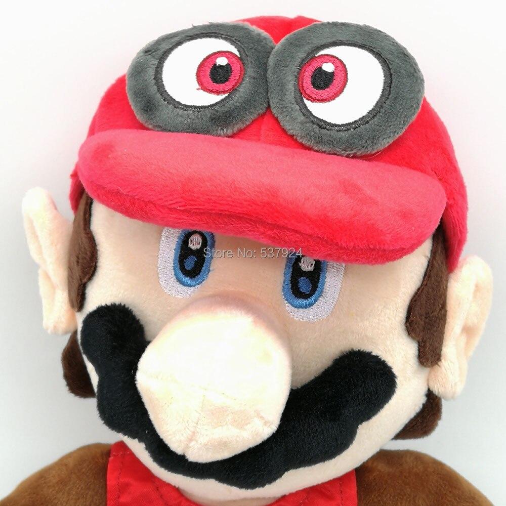 Mario diddy kong Odyssey Hat-11inch-160g-25-B