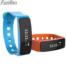 Healthy Smart Wear Sports Style Bluetooth Wrist Band Pedometer IP67 Waterproof Smart Bracelet Fashion Wristband for Android IOS