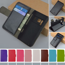 J&R Brand Leather Wallet Case for Nokia N8 Flip Cover with ID Card Holder and Stander