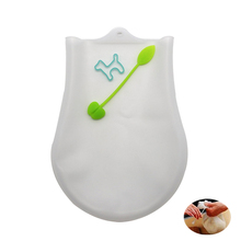 3D Silicone Kneading Dough Bag For DIY Baking Cake Decorating Tools Freshness Protection Package Kitchen Accessories(China)
