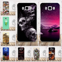 For Samsung Galaxy J5 (2016) J510F Soft Silicon Phone Case Skin TPU Cover For Samsung Galaxy J5 (2016) J510F Luxury Back Case