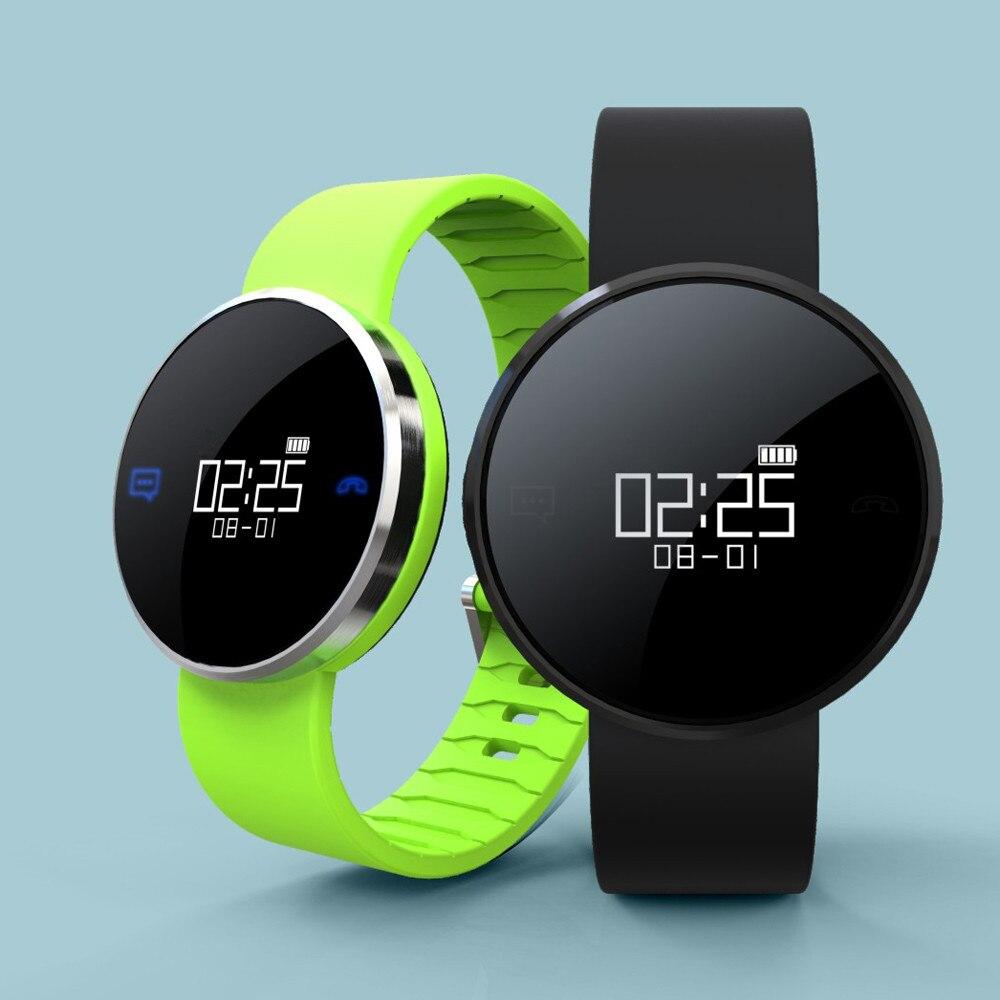 Smart Bracelet Pedometer Wristband Bluetooth Watch Activity Fitness Tracker  new design  hot sale 2017 spring Dec14<br><br>Aliexpress