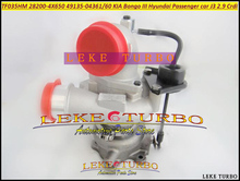 Free Ship TF035HM 28200-4X650 4X650 49135-04361 49135-04360 Turbo For KIA Bongo III Truck For Hyundai Passenger Car J3 Crdi 2.9L