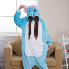 New Style Women's Character Adult Footed Pajamas Full Sleeve Hooded Polyester Pajama Sets Sleep Wear Pajama(China)