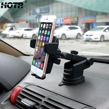 360 Rotatable Car Phone Holder Windshield Dashboard Mobile Phone Holder Stand Mount Support GPS Display Bracket Universal Holder