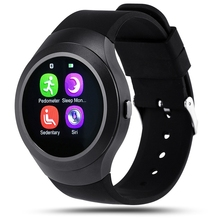 Newest TenFifteen L6S 1.22 inch Smart Watch Phone MTK6261 Bluetooth 3.0 GSM Watch Phone Anti-lost Touch Screen Smartwatch