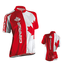 Women NEW Hot 2017 CANADA JIASHUO BIKE WEAR hot / road RACE Team Bicyle Pro Cycling Jersey / Clothing / Wear Breathing Air(China)