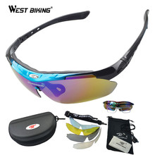 Buy WEST BIKING Summer Style Glasses Cycling Polarized Glasses Windproof UV400 Outdoor Skiing Eyewear Goggle Bicycle Bike Sunglasses for $12.82 in AliExpress store