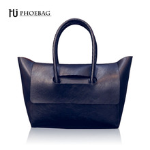 HJPHOEBAG Fashion Women bag PU handbag Ladies Messenger Bags Top-Handle Bags High Quality Female Bags 3 colors to choose Z-382(China)