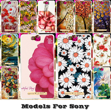 TPU Plastic Cases For SONY Xperia XA XP X Performance Compact Ultra C6 F3111 F3113 F3212 F5122 F8132 F5321 Housing Covers Bags