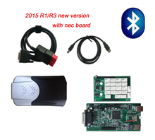 Super price!! 2015.3 with keygen /201501 software TCS cdp pro plus for cars & truck new 3 in 1 with bluetooth