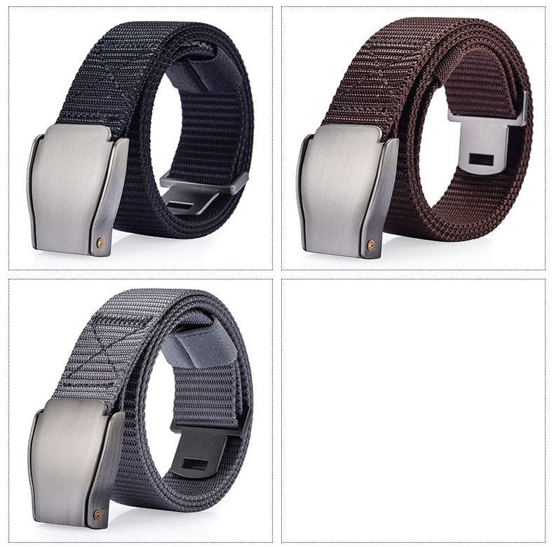 HTB1TzlXSXXXXXXjXpXXq6xXFXXXN - [JAMONT] Male Tactical Belt Top quality 3.7cm Wide Canvas Belt for Men Automatic Buckle Man Belts W041