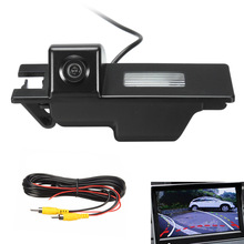 2016 Newest Rear View Reversing Camera Cam For Opel /Vauxhall /Corsa /Astra /Zafira /Vectra(China)