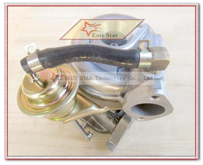 RHB31 VZ21 13900-62D51 Turbo Turbocharger For SUZUKI Jimny mini Car 500-660cc; MOTORCYCLE QUAD RHINO 70HP-120HP (6)
