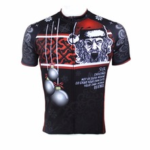 ILPALADINO High Quality Cycling Jersey New Santa Claus Christmas Men's Bicycle Outdoor Riding Unique Cycling Jerseys