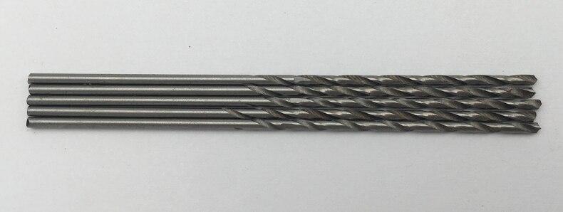10x Micro Mini HSS Round Straight Shank Drill Bits Drilling DIY Tool for Metal PCB Plastic 0.5-3.0mm Color : 1.8mm