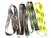 Wholesale 10 Pcs batman popular Anime Cartoon Neck Straps Lanyards Mobile Phone,ID Card,Key Condole belt Mixed L338