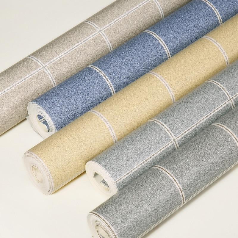beibehang Fashion lattice pattern imitation ceramic papel de parede flooring wallpaper for walls 3d wall paper for living room<br>