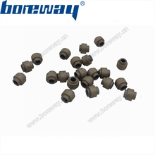 Hot sell Dia.11.4mm Sintered Diamond Wire Beads Without Thread For Cutting Granite Marble Stone(China)