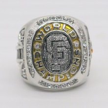 High quality 2010 san francisco giants world series championship ring # BOCHY(China)