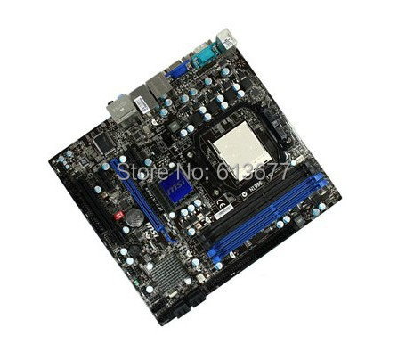 Free shipping 100% original  motherboard for MSI 880GM-E41 DDR3 AM3  Solid-state integrated motherboard<br><br>Aliexpress
