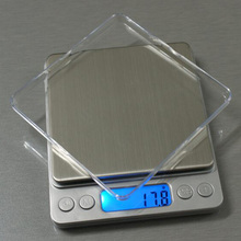 Buy Pocket LCD Precision Jewelry Scale 1pc 1000g/0.1g Digital kitchen Scales Portable Electronic Scales Weight Balance for $7.70 in AliExpress store