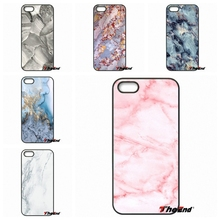 Colorful Marble Stone Painted Hard Phone Case For Motorola Moto E E2 E3 G G2 G3 G4 PLUS X2 Play Style Blackberry Q10 Z10