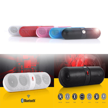 2016 Bluetooth Hi-Fi Speaker Portable Music For Wireless Bluetooth speaker with LED MP3 music player AM and FM radio