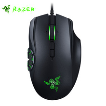 Razer Naga Hex V2 MOBA Gaming Mouse 16,000 DPI - 7 Button Mechanical Thumb Grid - 5G Laser Sensor Chroma Lighting(China)