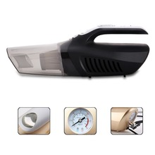 4 in 1 Handheld Vacuum Cleaner DC 12V 100W Wet and Dry Dual Use Car Vacuum Aspirateur Voiture Cleanner