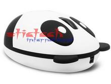 by dhl or ems 20 sets 2.4GHz Wireless Optical Panda Computer Mouse for Win/Mac/Linux/Andriod/IOS(China)