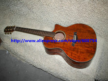 Guitar Factory Acoustic Electric Guitar With EQ Wholesale Made in China guitars New Arrival OEM Free Shipping